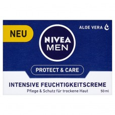 Nivea Men Protect & Care Intensive Moisturizing Cream 50ml