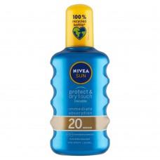 Nivea Sun Protect & Refresh Invisible Spray SPF 20 200ml
