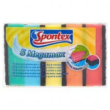 Spontex Megamax Zmywak kuchenny 5 sztuk