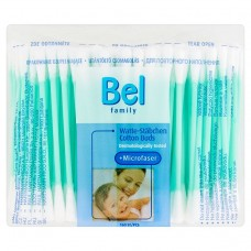 Bel Family Cotton Buds 160 pcs