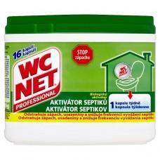 WC Net Professional Activator Septic Tanks 16 Capsules 288g