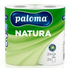 Paloma Natura, kuchyňské utěrky, 2 vrstvy, 50 útržků
