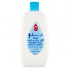 Johnson's Baby Nawilżający płyn do kąpieli z oliwką 500 ml