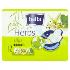 Bella Herbs Tilia Podpaski higieniczne 12 sztuk