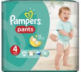 Pampers Pants, Rozmiar 4, 24 Pieluchomajtek