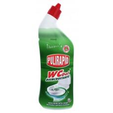Pulirapid WC gel s mořskou vůní