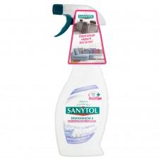Sanytol Dezodorant dezynfekujący do tkanin w sprayu 500 ml