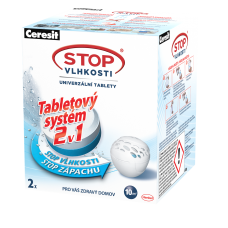 Ceresit Stop Vlhkosti Humidier Replacement Tablets 2 x 300g
