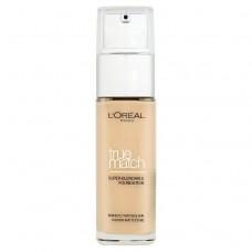 L'Oréal Paris True Match 1.N Ivory Super-Blendable Foundation 30ml