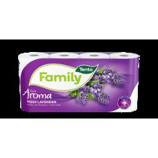 Tento Fresh Aroma Fresh Lavender Toilet Paper 8 pcs