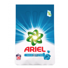 Ariel Touch Of Lenor Fresh Proszek do prania 1,5 kg, 20 prań