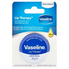 Vaseline Lip Therapy Original Regenerating Lip Balm 20g