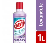 Savo Chlorine-Free Floors Lavender 1000ml