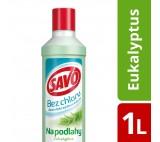 Savo Chlorine-Free Floors Eucalyptus 1000ml
