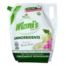 Ammorbidente Ecoformato Eliotropio e Muschio Bianco aviváž s vůní heliotropu a bílého muškátu - náhradní náplň