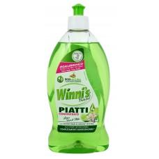 Winni's Piatti Lime eko mycí prostředek na nádobí