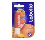 Labello Peach Shine Caring Lip Balm 4.8g
