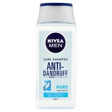 Nivea Men Pure Anti-Dandruff Shampoo 250ml