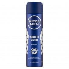 Nivea Men Protect & Care Antiperspirant Spray 150ml