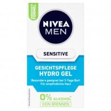 Nivea Men Sensitive Face Hydro Gel 50ml