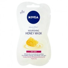 Nivea Nourishing Honey Mask 2 x 7.5ml