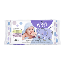 Bella Baby Happy Chusteczki nasączone 64 sztuki