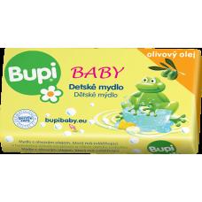 Bupi Dětské mýdlo s olivovým olejem