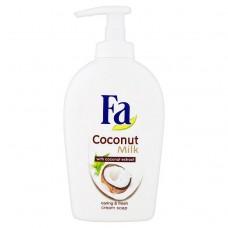 Fa Coconut Milk Kremowe mydło w płynie 250 ml
