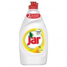 Jar Washing Up Liquid Lemon 450 ml