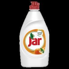 Jar Washing Up Liquid Orange Lemongrass 450 ml