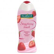 Palmolive Gourmet Strawberry Touch Kremowy żel pod prysznic 500 ml