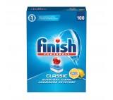 Finish Classic Lemon Tabletki do zmywarki 1810 g (100 sztuk)