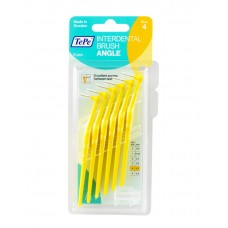 TePe Angle 4 Interdental Brush 6 pcs