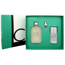 Calvin Klein CK One - EDT + tuhý deodorant