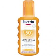 Eucerin Transparentní sprej na opalování SPF 50