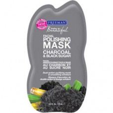 Freeman Cleansing Face Mask Charcoal & Black Sugar 175ml