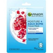 Garnier Skin Naturals Mousture + Aqua Bomb Maska kompres 32 g