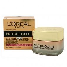 L'Oréal Paris Nutri-Gold Nourishing Day Cream for Health Glowing Skin 50ml