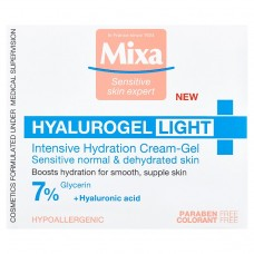 Mixa Sensitive Skin Expert Intensive Moisturizing Care 50ml