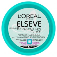 L'Oréal Paris Elseve Extraordinary Clay Cleasing Mask with Clays 150ml