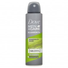 Dove Men+Care Elements Minerals+Sage Antyperspirant w aerozolu 150 ml
