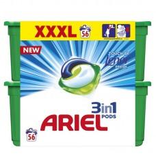 Ariel Touch of Lenor gelové kapsle
