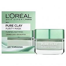 L'Oréal Paris Skin Expert Pure Clay Purity Mask 50ml