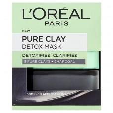 L'Oréal Paris Pure Clay Detox Mask 50ml