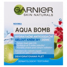 Garnier Skin Naturals Aqua Bomb Antioxidant Hydrating Gel Cream 3in1 Daily 50ml