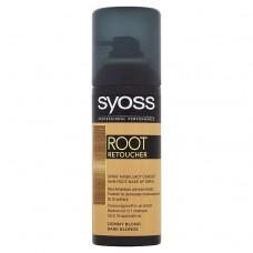 Syoss Root Retoucher Spray maskujący odrosty ciemny blond 120 ml