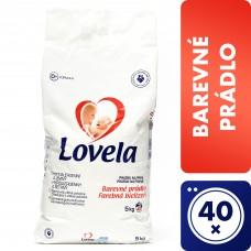 Lovela Hipoalergiczny proszek do prania do kolorów 5 kg (40 prań)