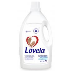 Lovela Hipoalergiczne mleczko do prania do bieli 3,008 l (32 prań)