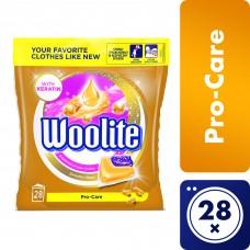 Woolite Pro-Care Kapsułki do prania 616 g (28 sztuk)