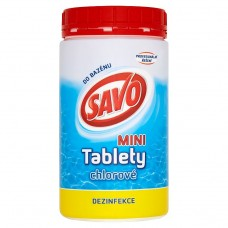 Savo do bazénu Mini Chlorine Tablets 0.9kg